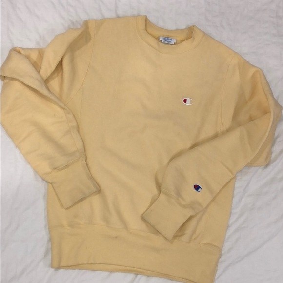 champion sweatshirt poshmark